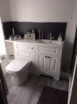 New Bathroom Installation, Cumbria