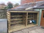New Wood Store, Cumbria