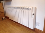 New Radiator Installation, Cumbria