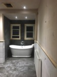 Luxury Bathroom with Freestanding Bath