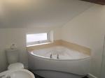 Corner bath tiles