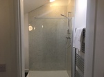 Step in shower tiles